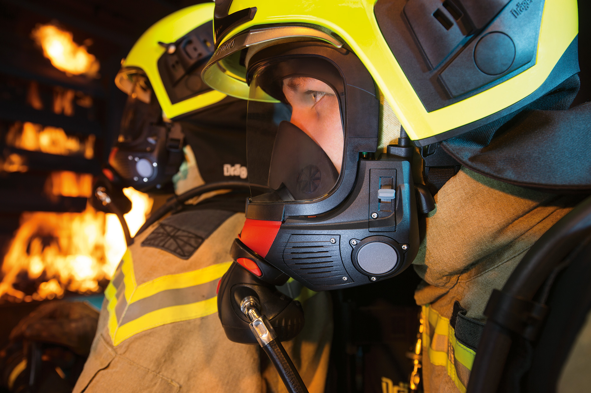 Safety Gas Can >> MASK-INTEGRATED COMMUNICATION UNIT FOR DRÄGER SAFETY - MMID